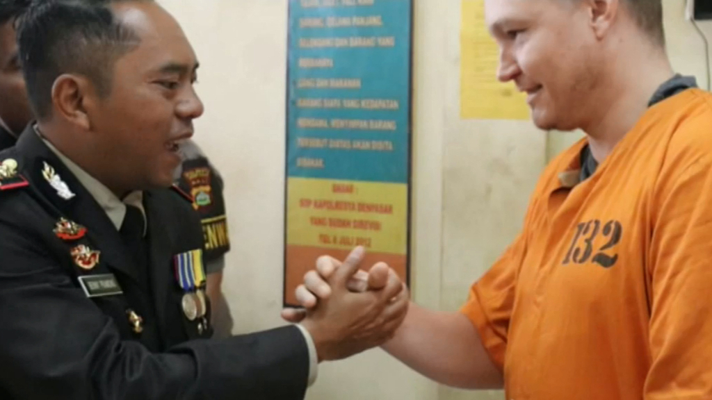 Jailed Bali Nine members have not lost hope