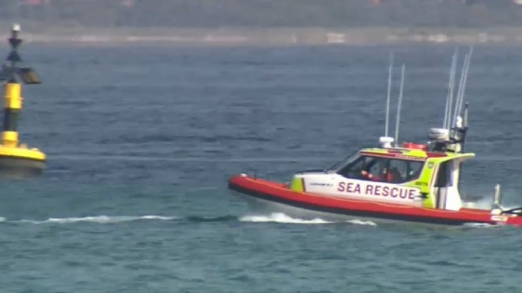 Ocean search for missing 33-year-old suspended