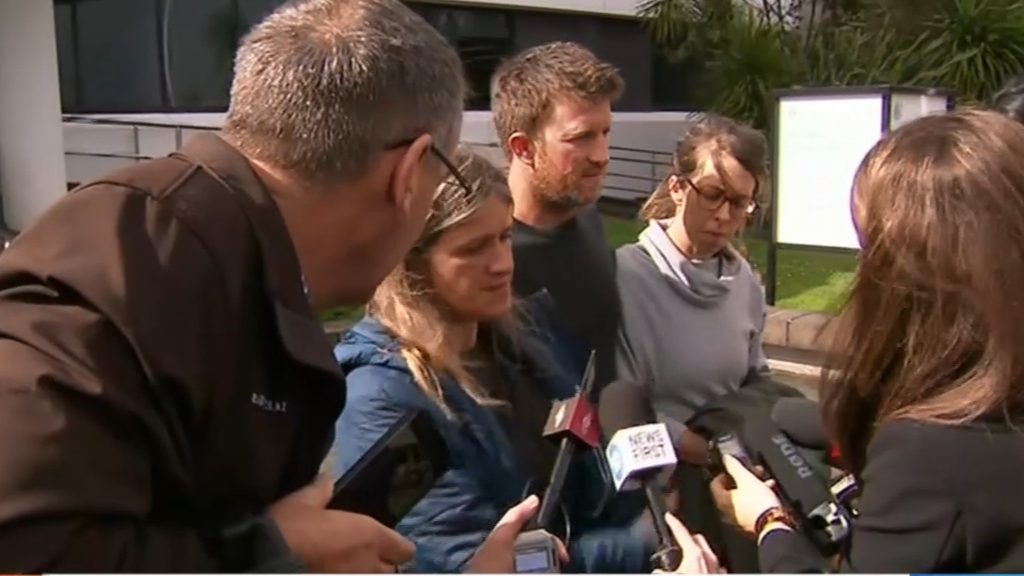 Siblings of killed Australian to stay in New Zealand