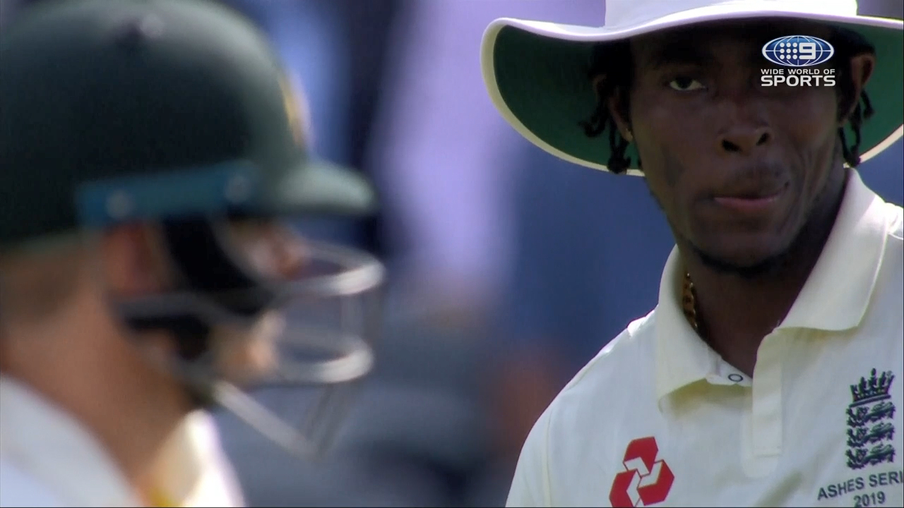 Ashes 2019: Taylor defends Jofra Archer