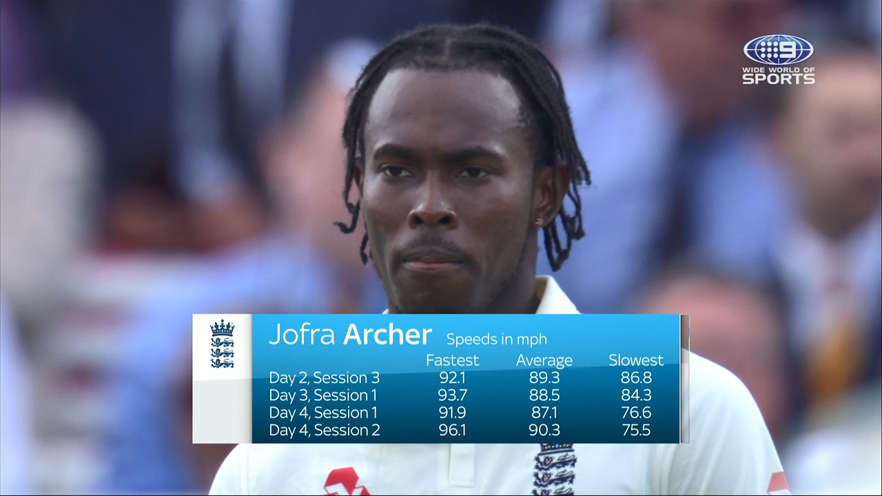 Ashes 2019: A debut Test Jofra Archer will never forget