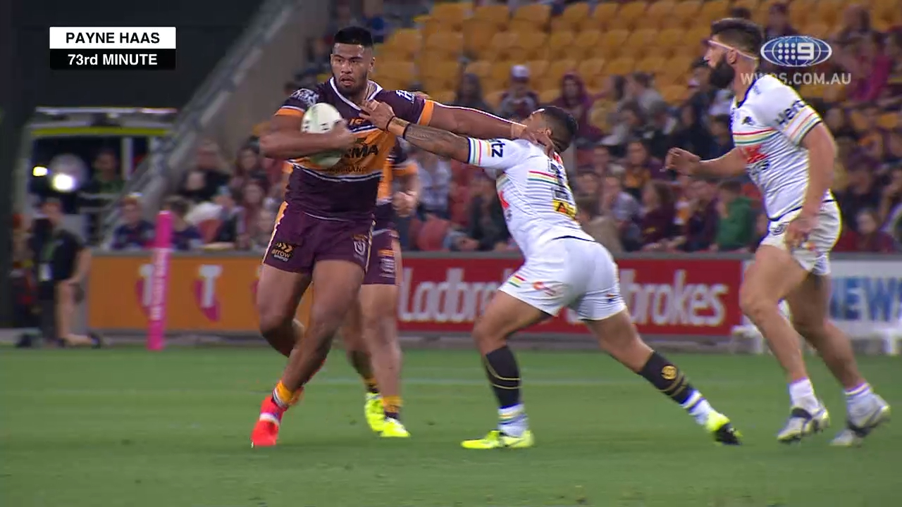 NRL Video 2019 | Top 5 Tries: Round 22