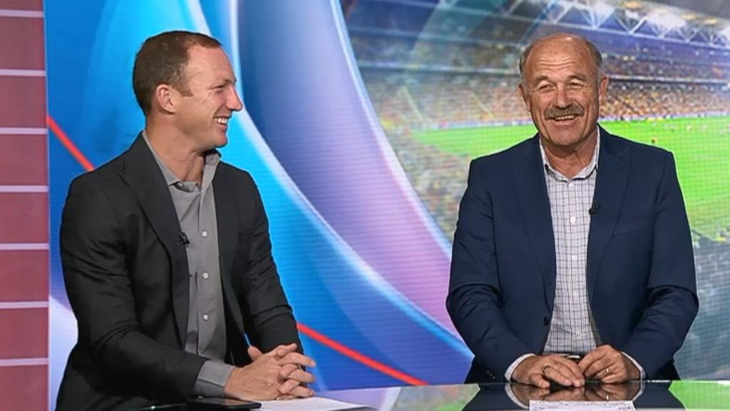 NRL Video 2019: Wally Lewis Darren Lockyer QLDER Round 22
