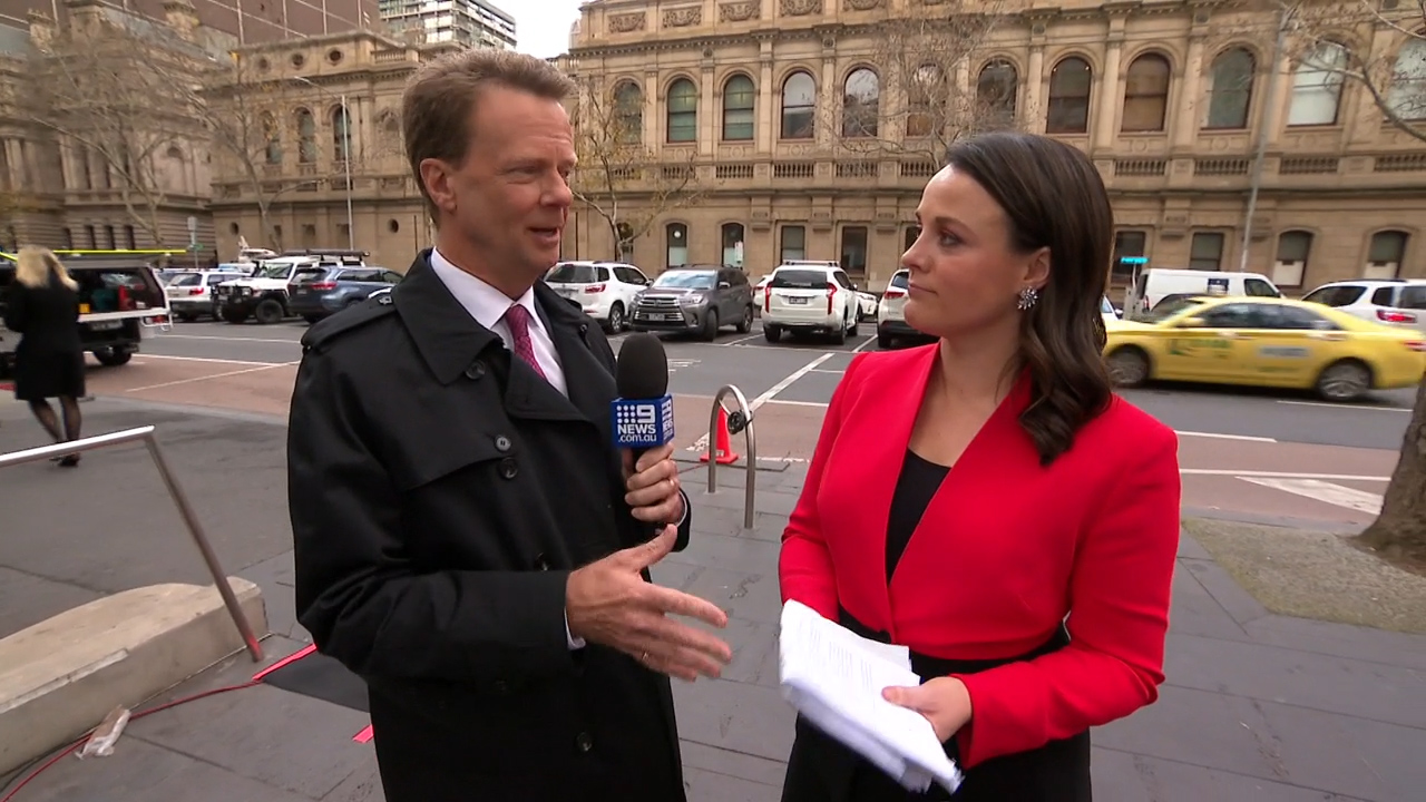 9News reporters Brett Mcleod and Eliza Rugg discuss George Pell's appeal rejection