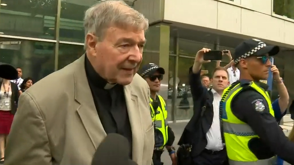 Melbourne's archbishop still believes Cardinal George Pell is innocent