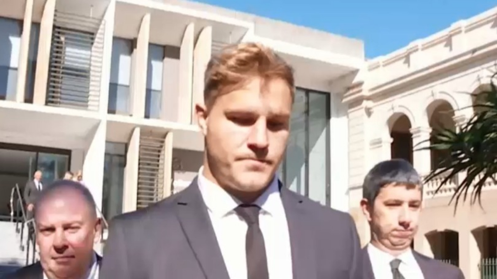 Jack De Belin withdraws appeal against NRL