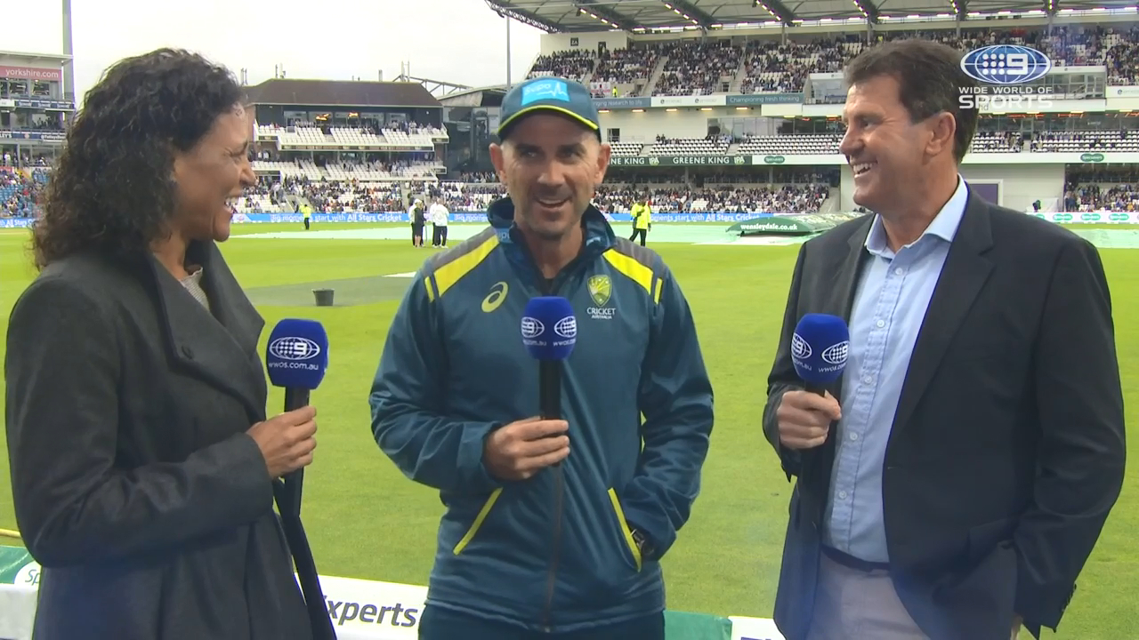Ashes 2019: Justin Langer discusses Australia's Ashes tour