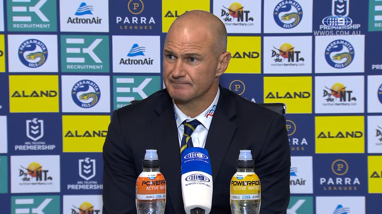 NRL Video 2019 | NRL Press Conference: Brad Arthur - Round 23
