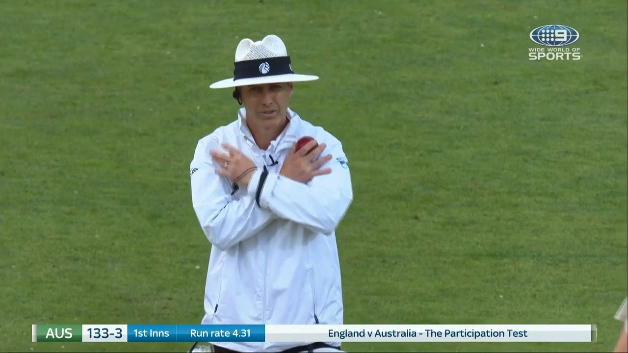 Ashes 2019: Umpiring again in the spotlight