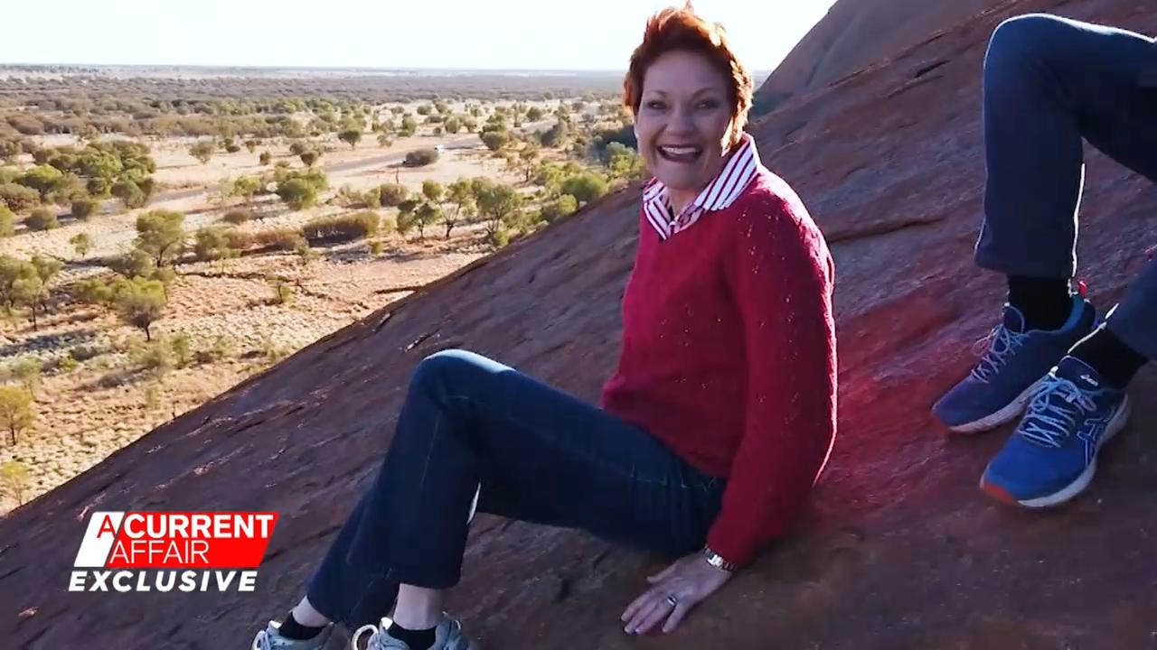 Rock Rebel – Pauline Hanson's Uluru crusade