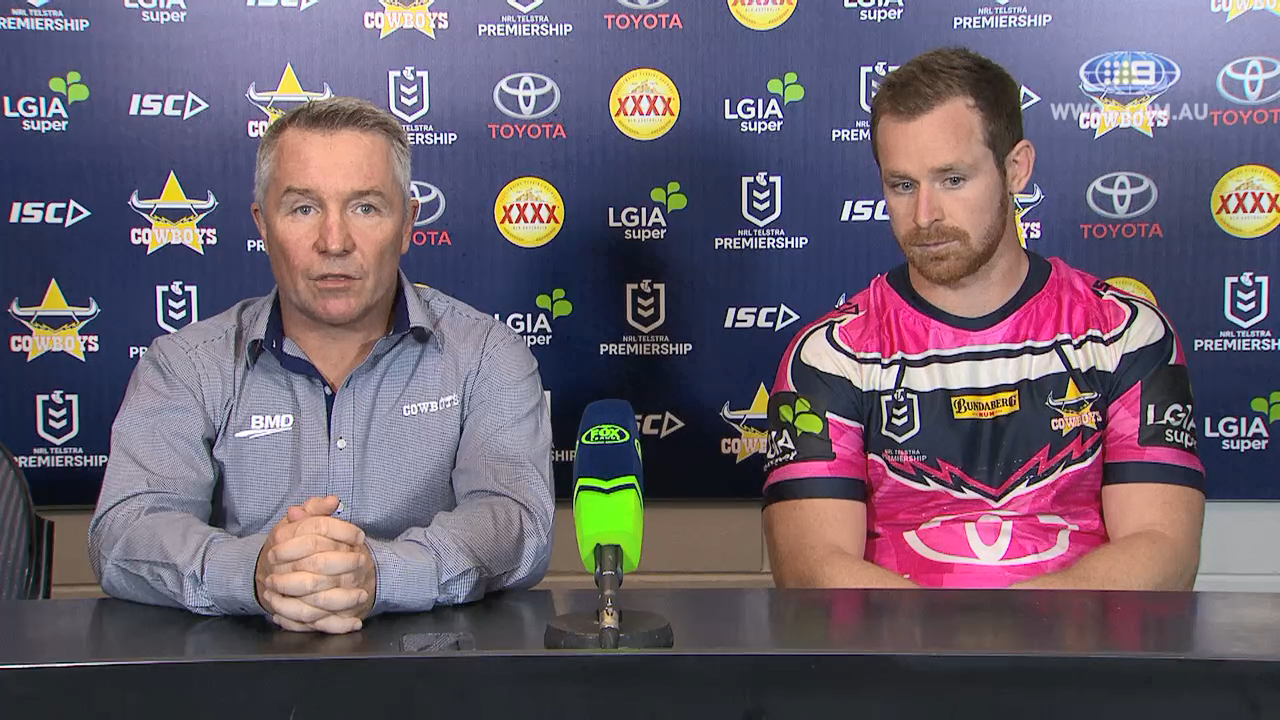 NRL Press Conference: Paul Green - Round 23