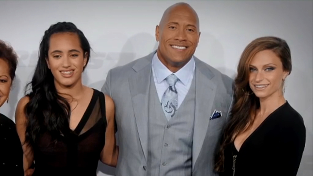 Dwayne Johnson calls Lauren Hashian the 'love of his life'