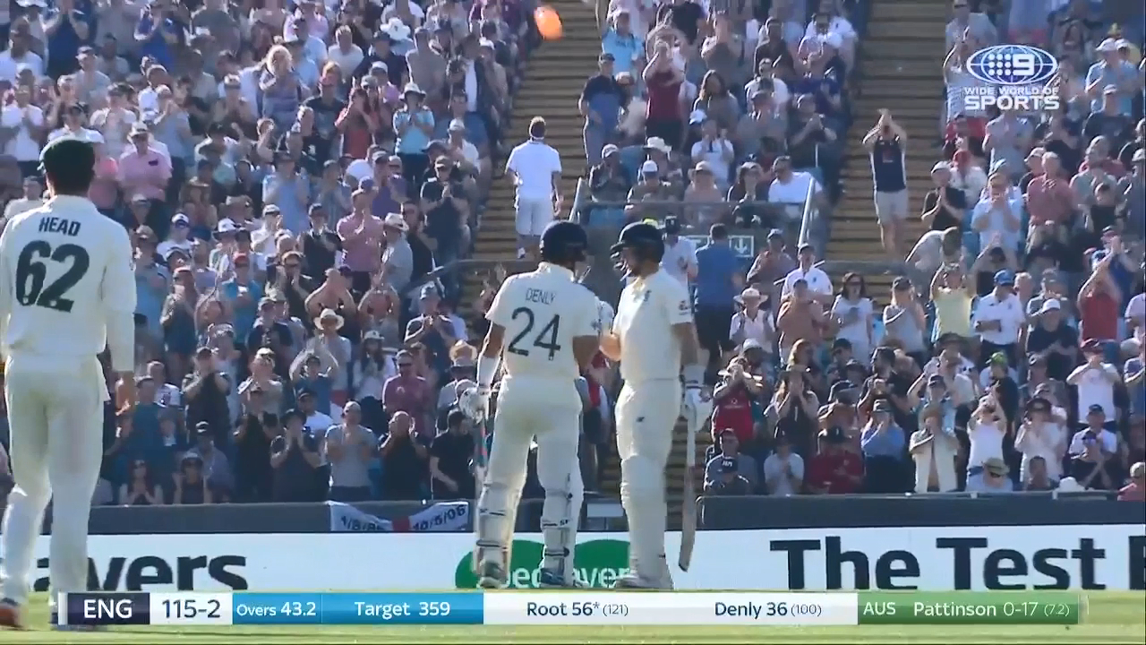 Ashes 2019: Threatening partnership gives England a chance