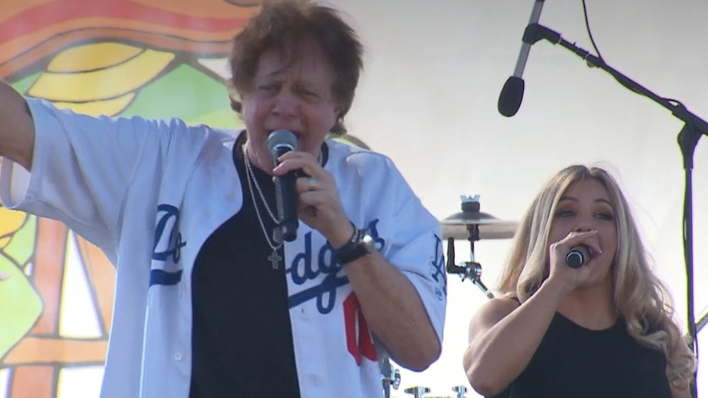 Eddie Money says he has oesophageal cancer