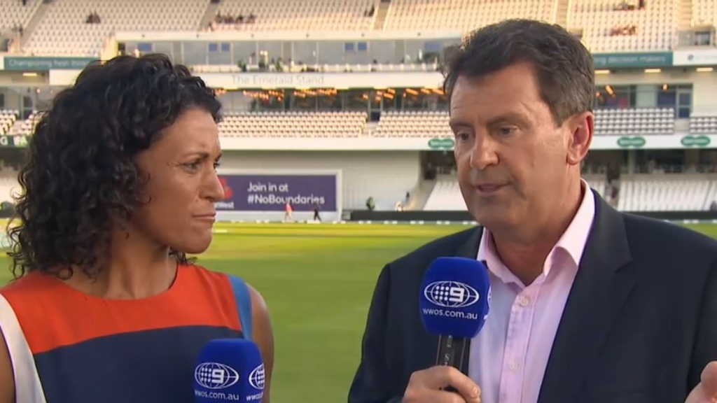 Ashes 2019 video | Nathan Lyon, Mark Taylor comments