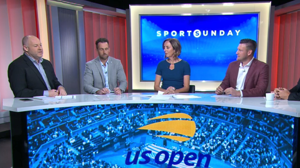 US Open 2019 video | Nick Kyrgios ban call, Andrew Webster