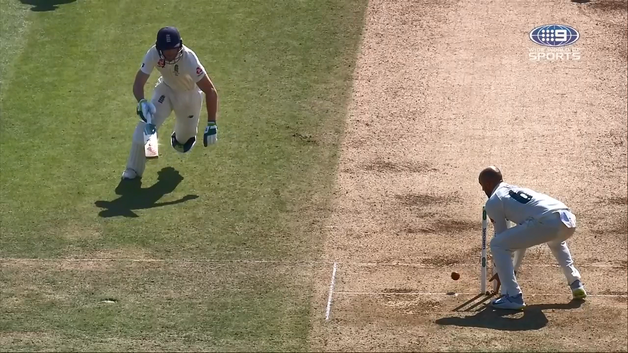 Ashes 2019: Buttler runout leaves England wobbling on Day Four