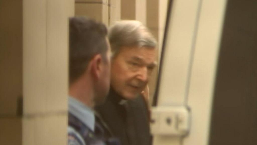 Pell files High Court appeal against child sex abuse convictions