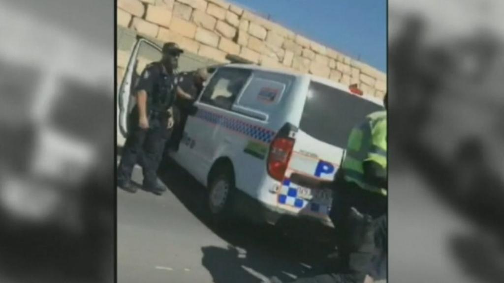 Queensland news: Police track stolen ute with GPS in 'cat