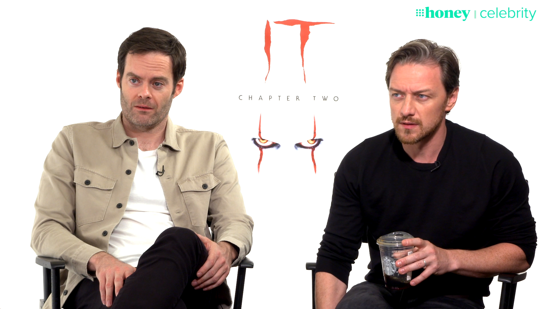 Bill Hader pulled groin muscles while filming It Chapter Two