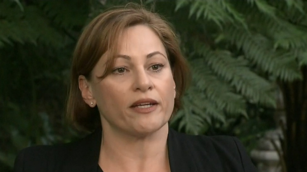 Queensland Deputy Premier Jackie Trad apologises for failing
