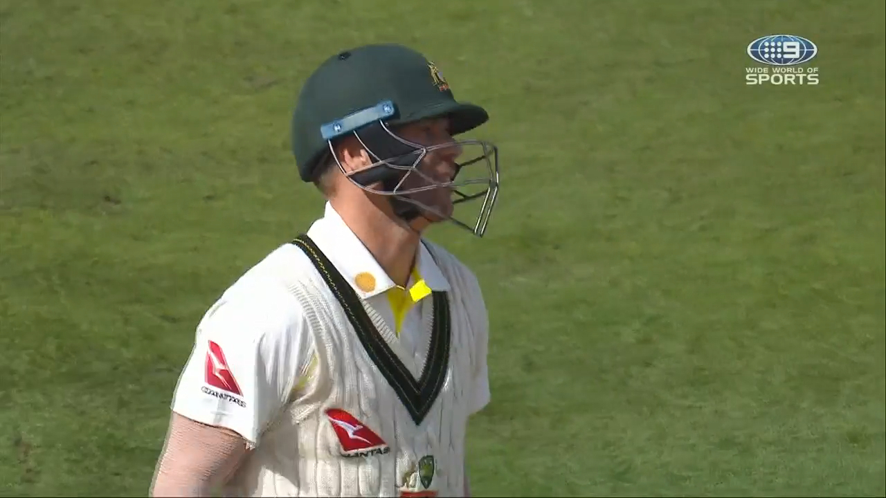 Third duck on the trot for Warner