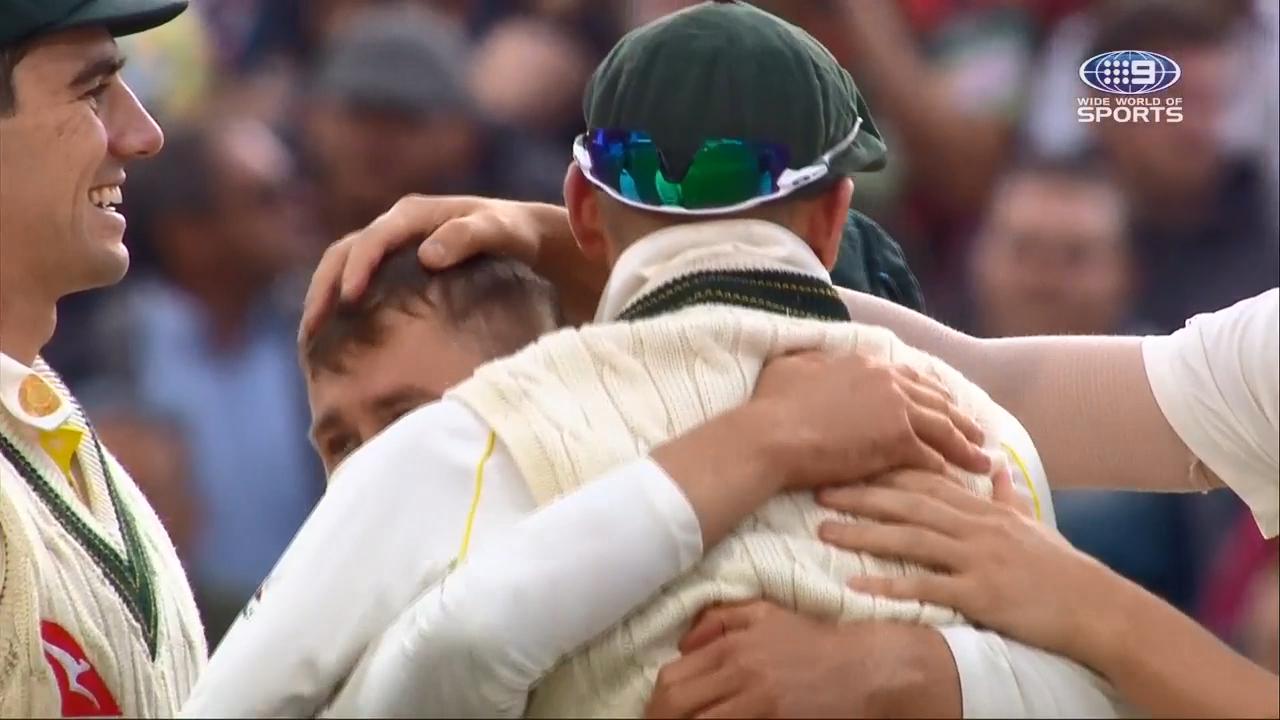 Labuschagne over sets Australia towards Ashes glory