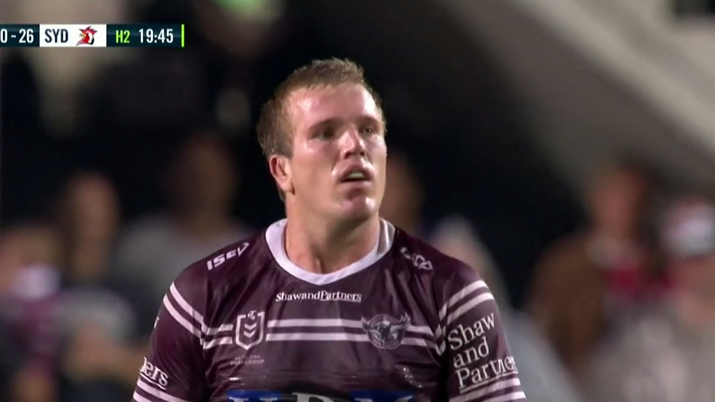 Trbojevic wins Manly best and fairest