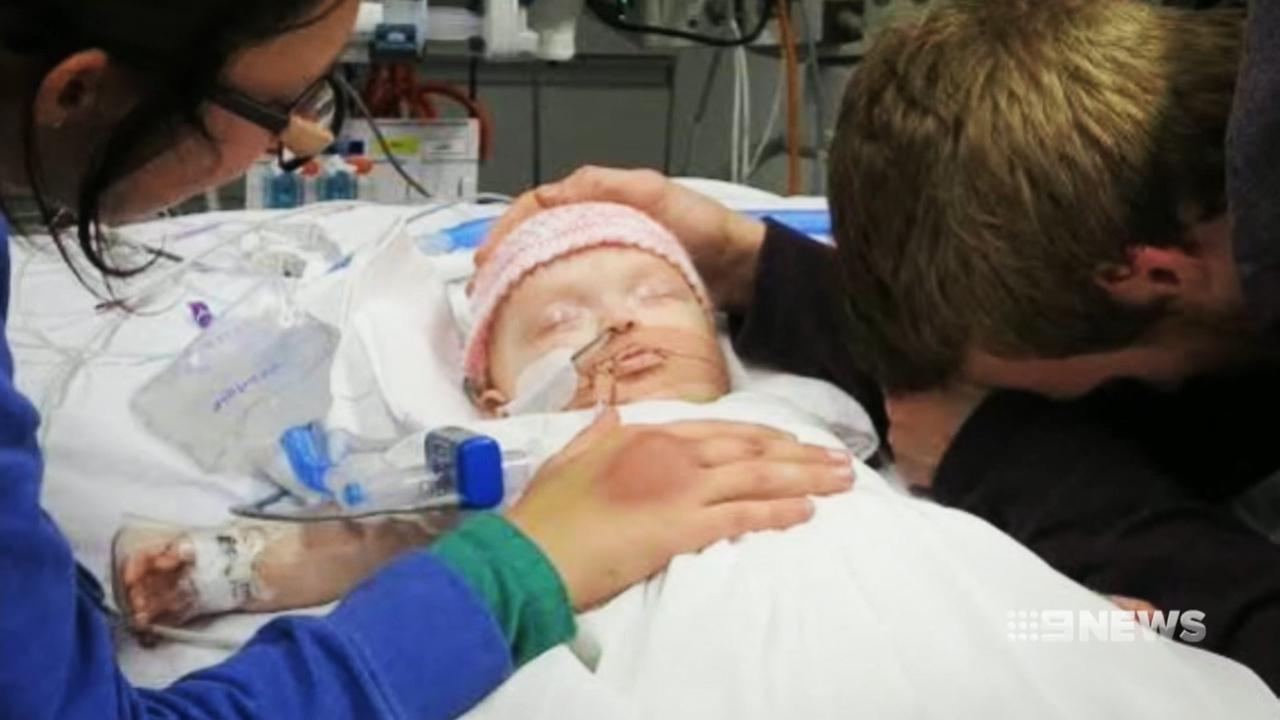 Mum Cassandra Rose Doohan jailed for murdering baby