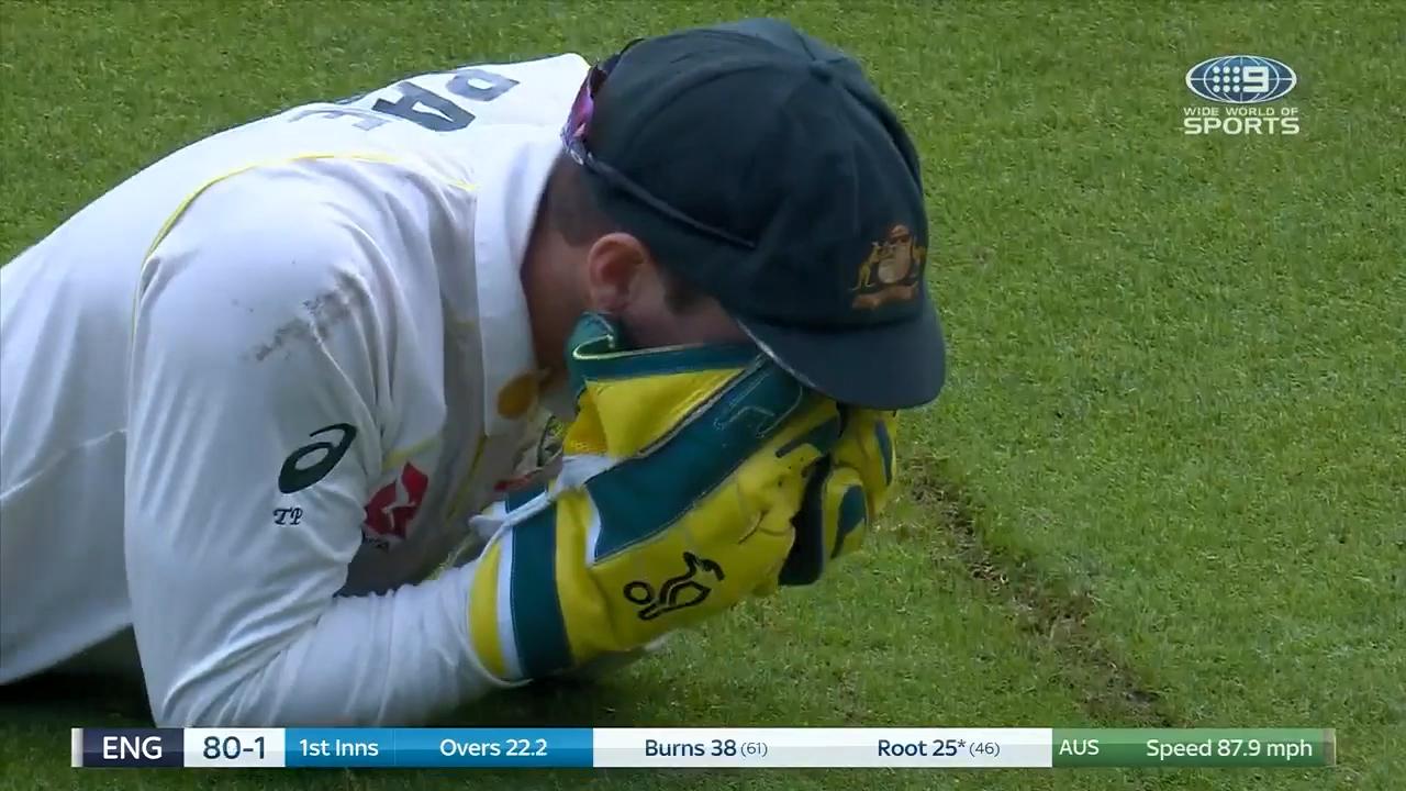 Sloppy errors cruel Australian fielding effort