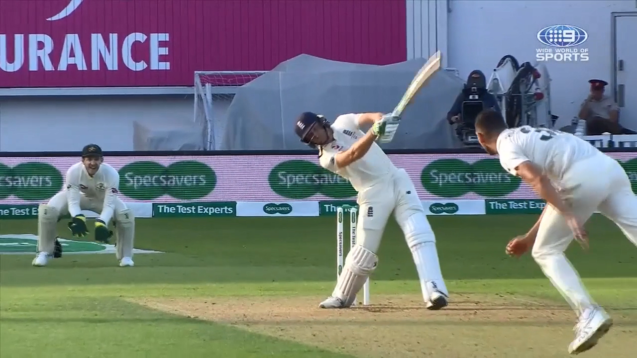 Buttler drives England to competitive total