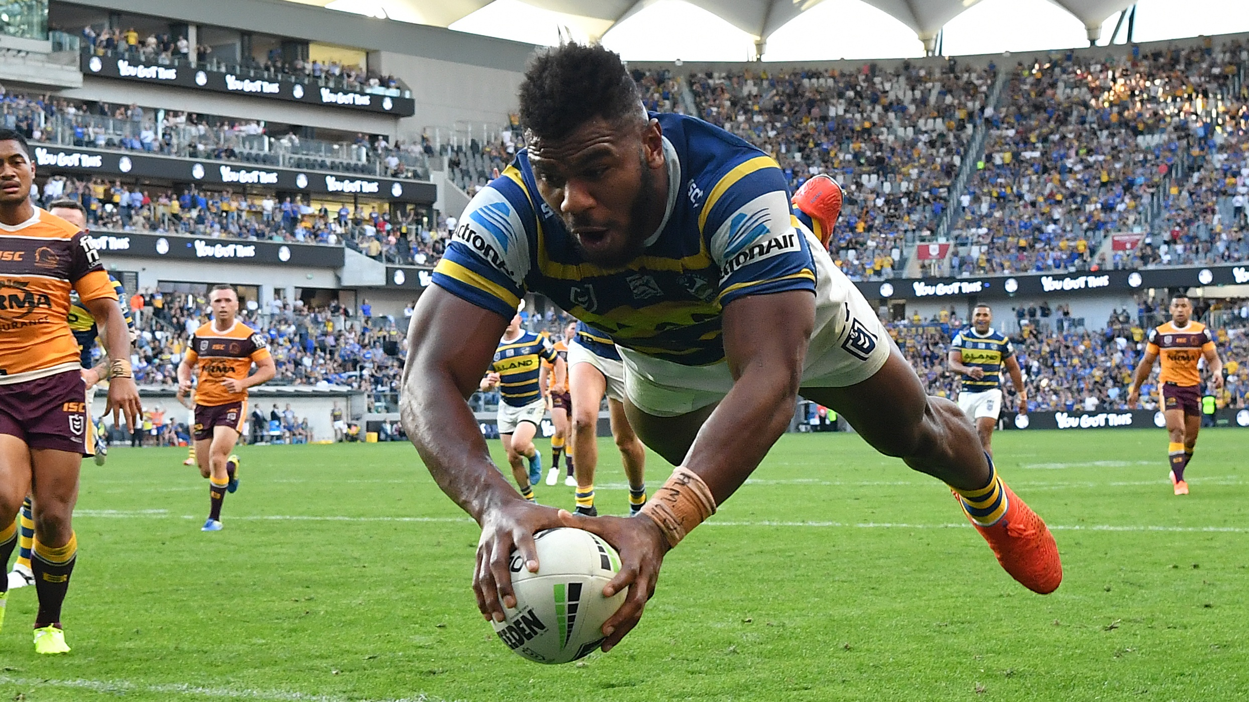 NRL Video 2019 | NRL Highlights: Eels v Broncos - Finals Week One