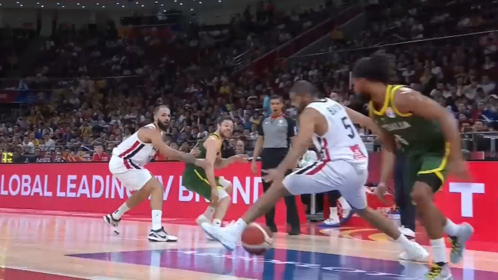 Delly threads the needle