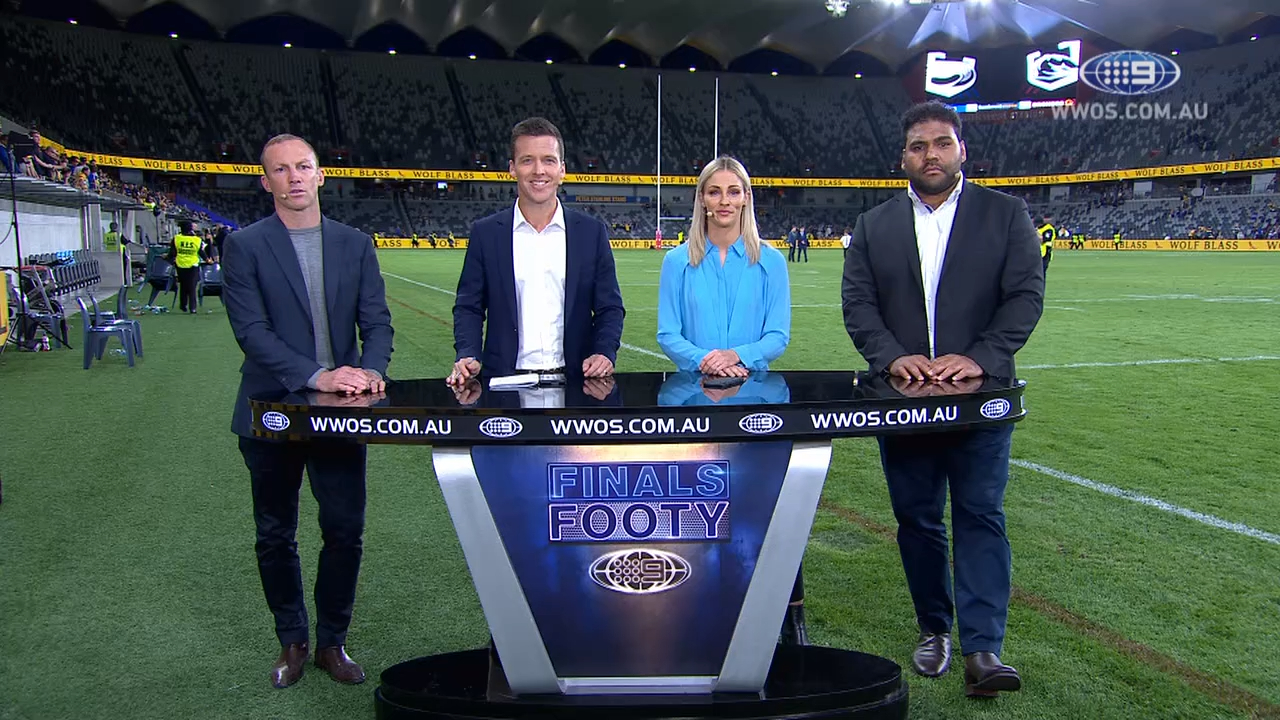 NRL Video 2019 | Sunday Footy Round Wrap - Finals Week One