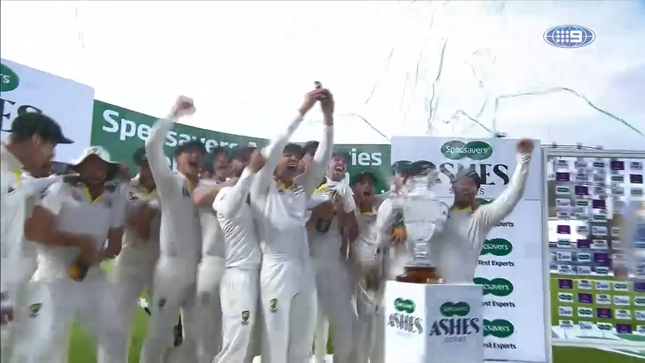 Ashes 2019: Day 4 Highlights | Official Wide World of Sports highlights, replays and commentary
