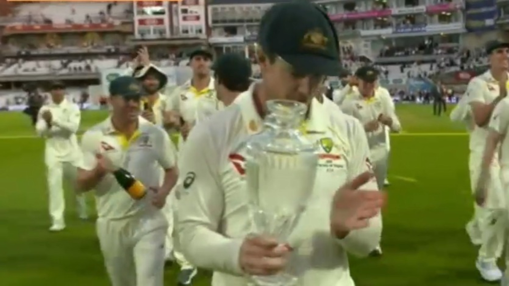 Paine reacts to Ashes series draw