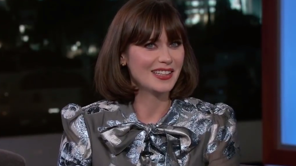 Zooey Deschanel's admits her daughter doesn't like her singing