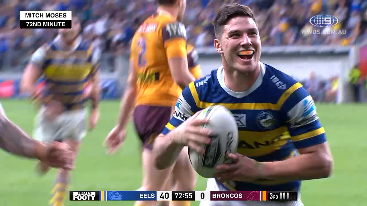 NRL Video 2019 | Top 5 Tries: Finals Week One