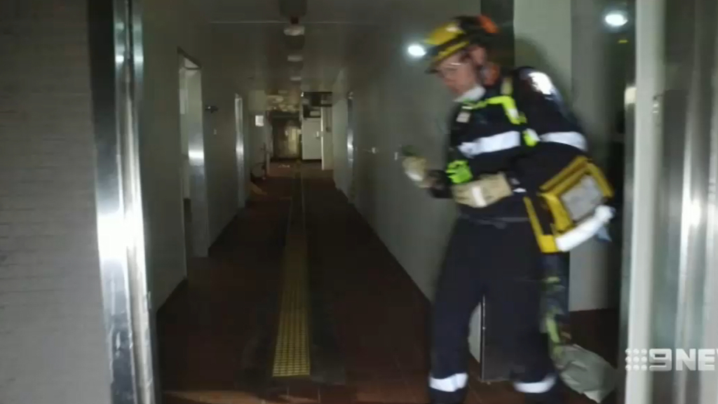 WA's most important emergency begin training at abandoned hospital