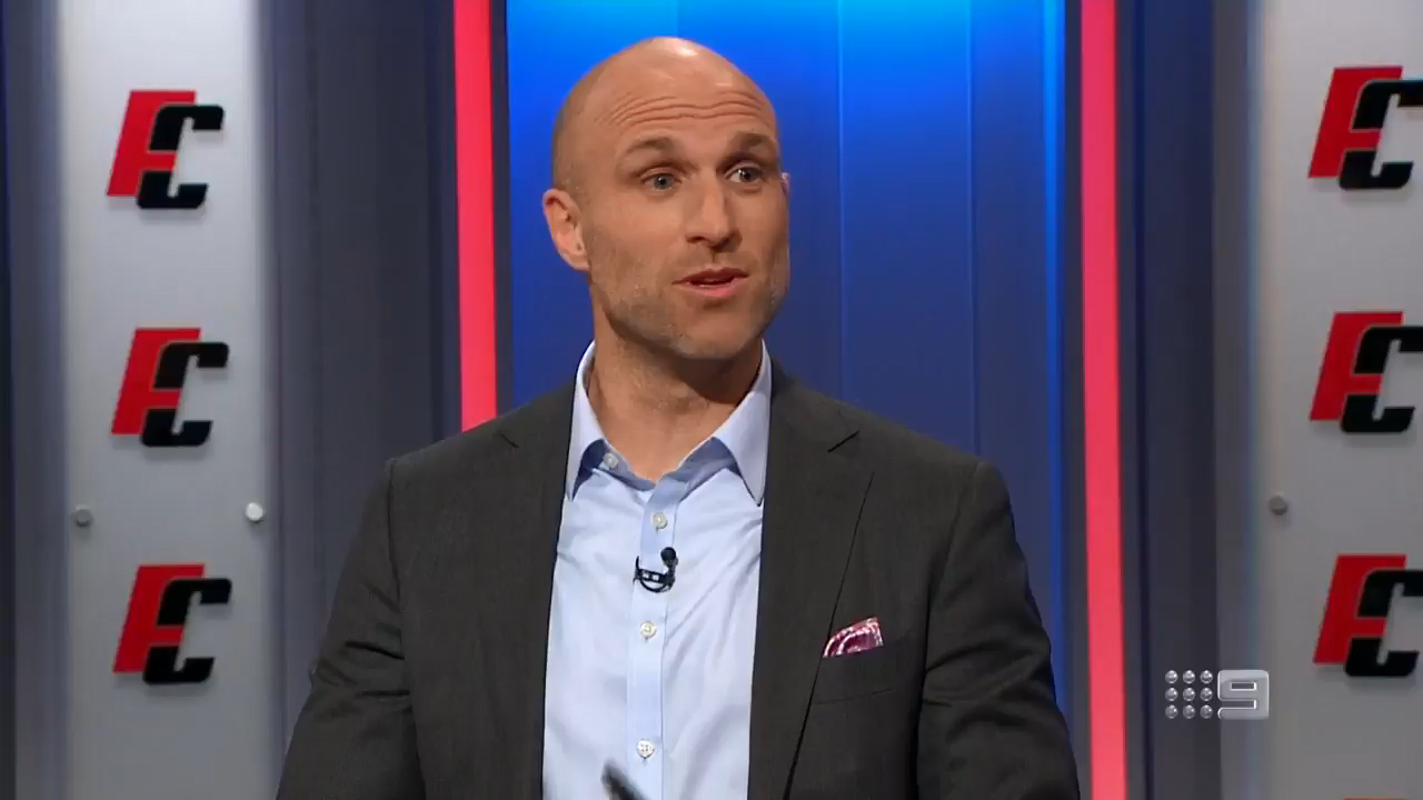 Judd: Why Giants must drop Mummy