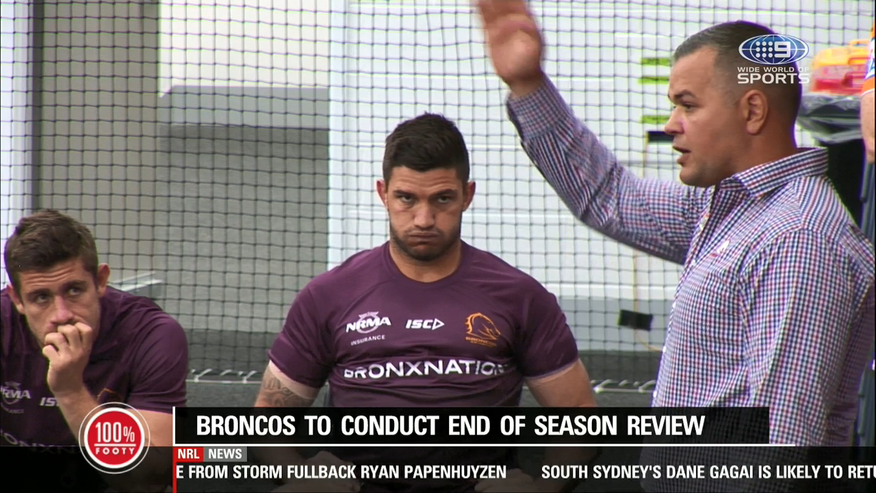Newscorp behind Broncos moves