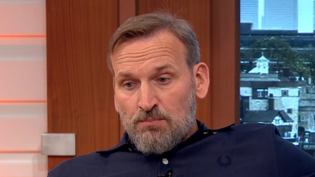 Christopher Eccleston recalls being bulled as a young boy