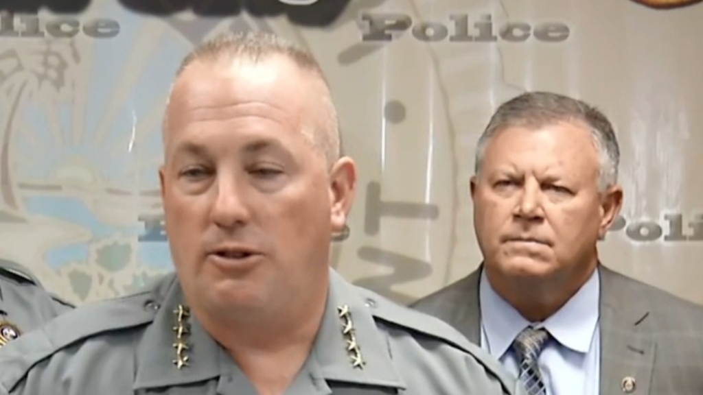 Cigarette butt leads Florida police to arrest 'serial killer'