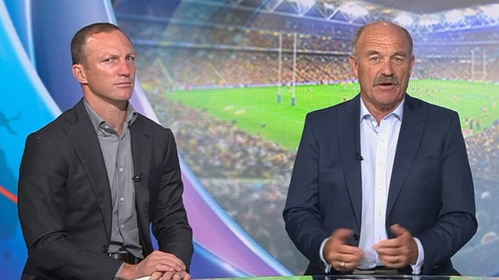 NRL Video 2019: Wally Lewis Darren Lockyer QLDER - Finals Week 1