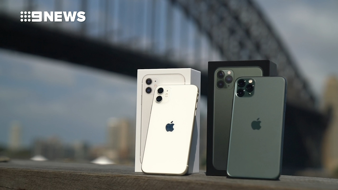 Trevor Long reviews the newly released iPhones