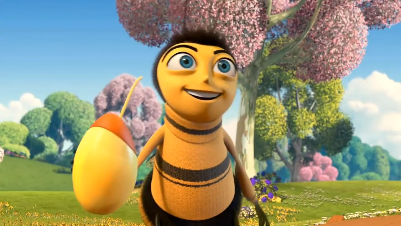 Bee Movie now streaming on Stan