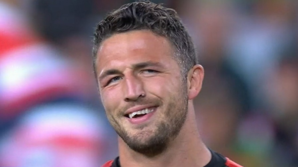 Burgess in hot water with NRL