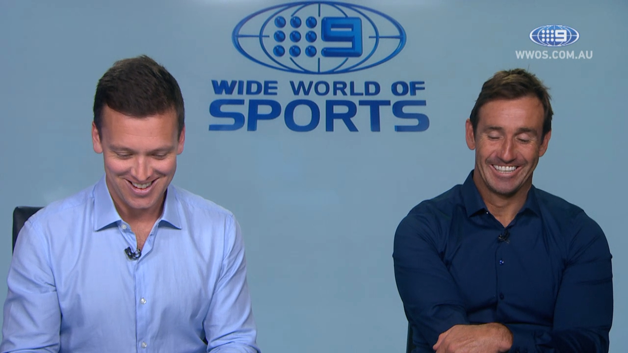 NRL Video 2019 | Andrew Johns | Val Holmes needs to return: Immortal Behaviour