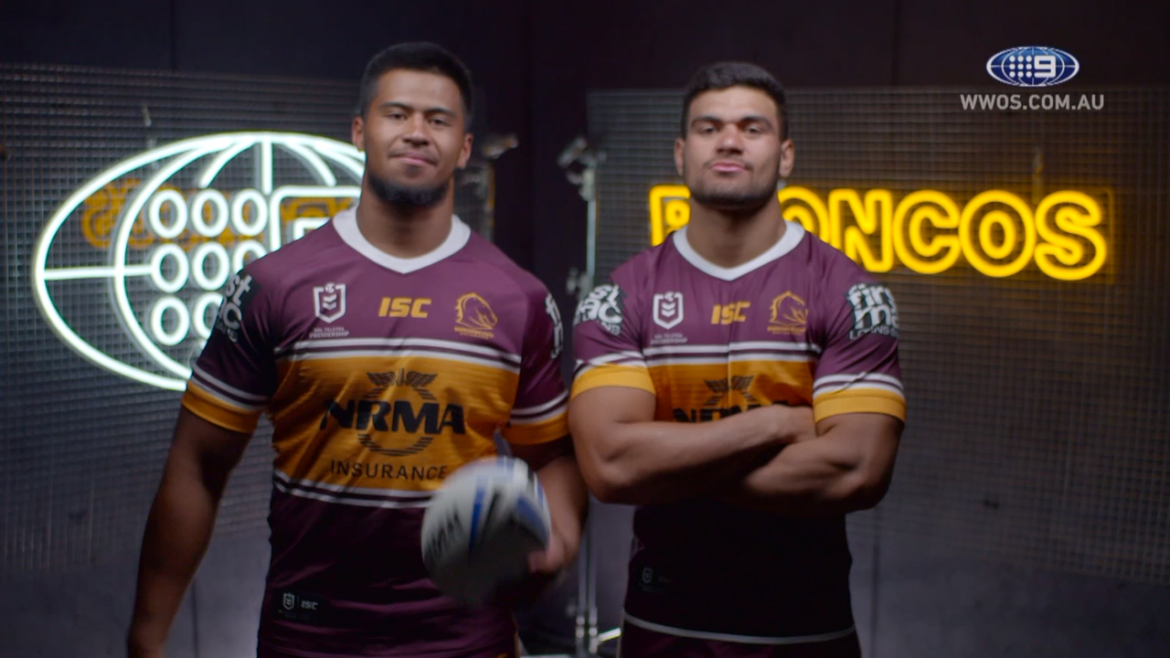 NRL Video 2019 | Darren Lockyer & Wally Lewis | 2019 Season Review: Brisbane Broncos