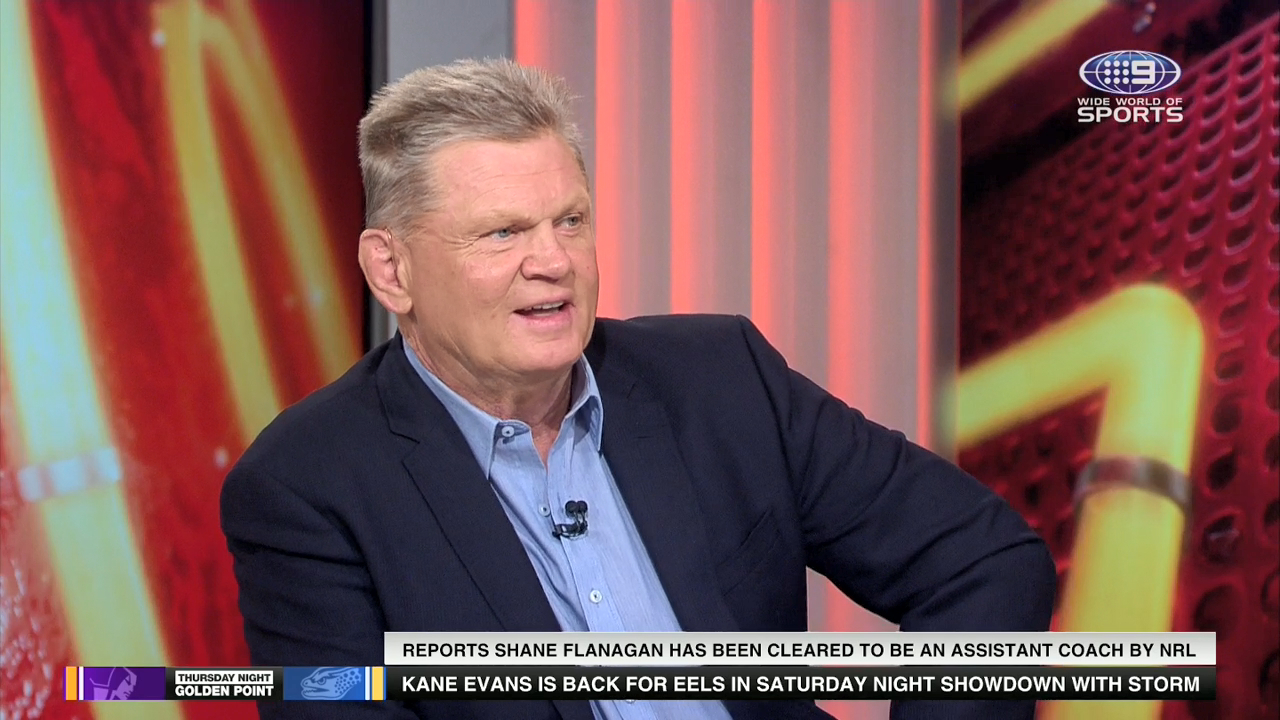 Broncos should look to Flanagan: Vautin